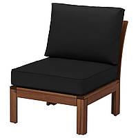 Кресло садовое APPLARO черный