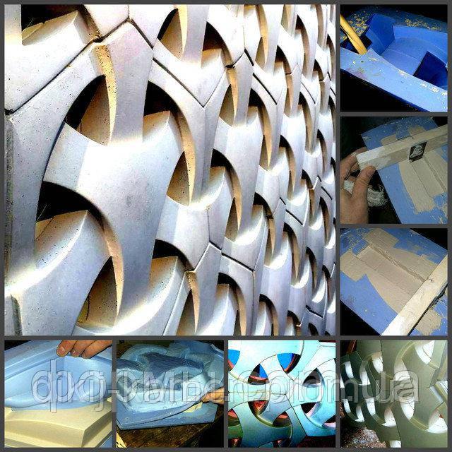 Форма -3Dблок*Джиджи*, фото 1