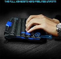 Беспроводной набор Клавиатура + мышь (bluetooth 2.4 ГГц )