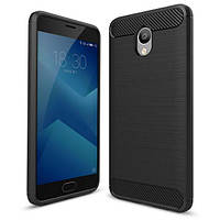 Чехол PRIMO Carbon Fiber Series для Meizu M5 Note - Black