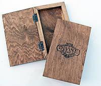 Счетница деревянная СТАНДАРТ (логотип - на заказ) | Era Creative Wood
