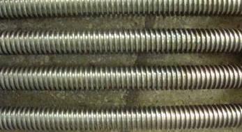 Трапецеидальные винты TR26X5X1000 (диаметр - 26 мм, шаг - 5 мм, длина - 1000 мм), фото 2