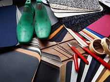 Материалы для производства обуви, сумок, рюкзаков