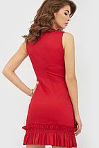 Женское коттоновое платье без рукавов (Ariva crd), фото 3