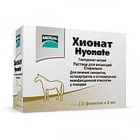 Merial (Мериал) Chionate (Хионат) раствор для инъекций (2 дозы по 2 мл)