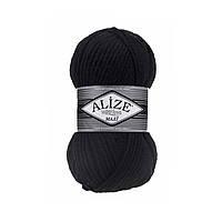 Alize Superlana Maxi - 60 черный