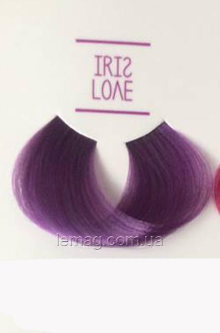 PUNTI di VISTA Blast Крем-краска с коллагеном и кератином IRIS LOVE (фиолетовый), 100 мл