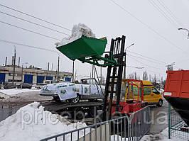Ковши для дизель бензиновых погрузчиков от производителя