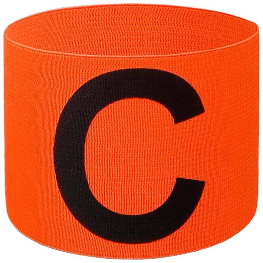 Капитанская повязка SWIFT Junior оранжевая, фото 2