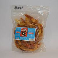 Лакомство для собак - ушки кролика с куриным мясом 0,5кг (Heppy Snack GM71)