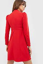 Женское закрытое платье с завышенной талией (Kevin crd), фото 2