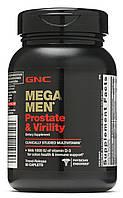 GNC Mega Men Prostate and Virility 90 caplets, фото 1