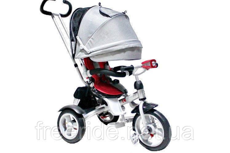 Детский трехколесный велосипед-трансформер Crosser T-503 AIR