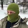 """Балаклава """"Жаба"""" ХБ зеленая"""