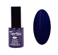 Гель лак Tertio №84, 10 мл синий сапфир