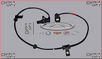 Датчик ABS передний правый, Chery Kimo [S12,1.3,AT], S12-3550112, Aftermarket