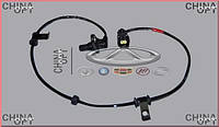 Датчик ABS передний правый, Chery Kimo [S12,1.3,MT], S12-3550112, Aftermarket