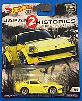 Коллекционная машинка Hot Wheels Nissan Fairlady Z