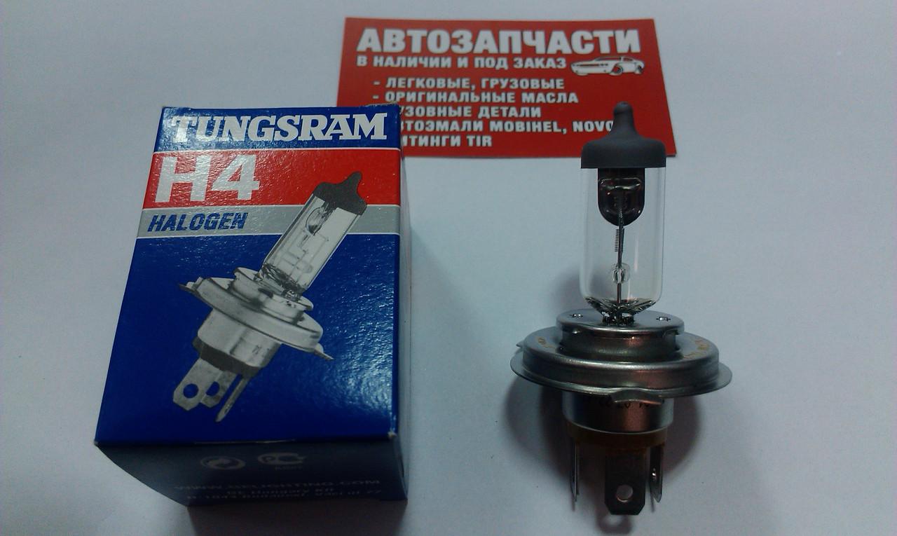 Лампа H-4 60 55W 12V Tungsram 43 цоколь