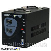 Стабилизатор FORTE TVR-10000VA  (10 кВт) напряжения релейного типа, мощность 10000 ВА, точность 8%,