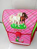 Шкільний ранець від Herlitz Midi Plus Horses 4 предмета, фото 5