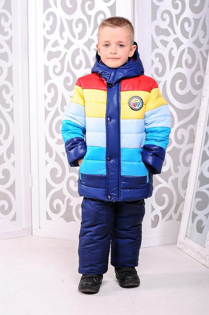 Зимние куртки и комплекты на мальчика