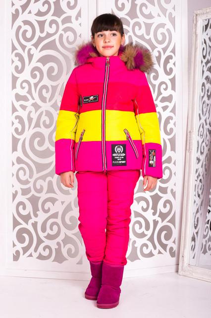 Зимние куртки и комплекты для девочки
