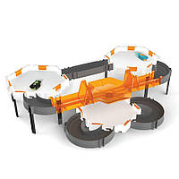 Набор для битвы Nano Bridge Battle - 2 нано-жука, 4 площадки