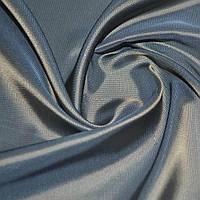 Подкладочная ткань вискоза тканьподкладка голубая с золотым оттенком, ш.140