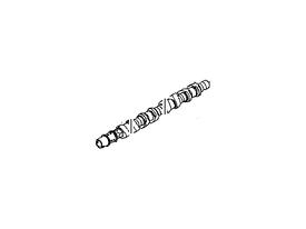 Распределительный вал (распредвал) впускной GM 0636113 55568390 A16XER A18XER