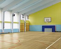 Спортивный линолеум для школьного спортзала