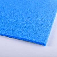 71531 - войлок (для рукоделия) сине-голубой