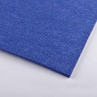 71805 - войлок (для рукоделия) 2мм ш.100 синий