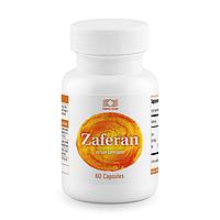 Заферан (экстракт куркумы) 60 кап 120 мг  улучшение работы печени, желчного пузыря лечение фиброза печени USA