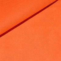 Флизелин неклеевой (плотность 70) оранжевый