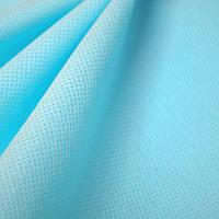 74333 - флизелин неклеевой (плотность 80) бледно-голубой