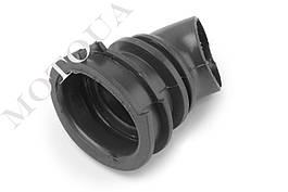 Патрубок фильтра HONDA DIO AF-34/35 ZX (черный) KOMATСU
