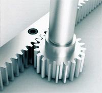 Металлическая зубчатая рейка