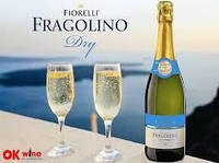 Игристое Вино Fiorelli Fragolino Bianco Dry (0,75 Л)