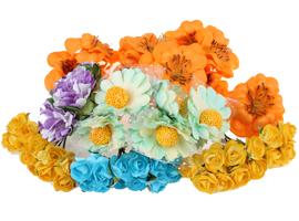 Штучні квіти, сухоцвіти