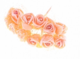 Цветы из латекса