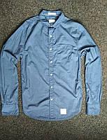 Мужская рубашка с длинным рукавом superdry р-р S Оригинал (сток, б/у) original