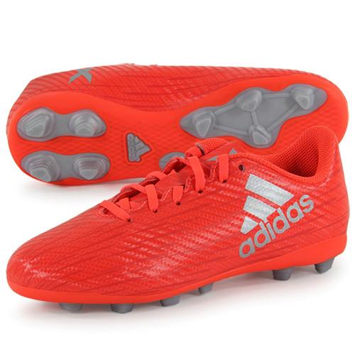 Детские футбольные бутсы Adidas X 16.4 FxG S75701