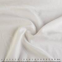 Ткань суровая молочная тонкая ш.150