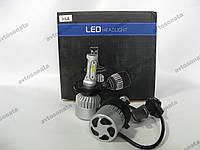 Светодиодные лампы H4  LED S2-H4W-COB-/9-32v36w/4000Lm/6500K