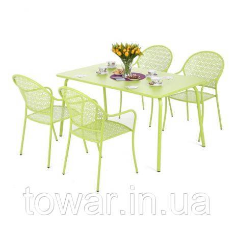 Набор садовой мебели MAJA 4+1 в цветах Польша HIT 2018