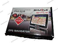 "GPS Навигатор SHUTTLE PNA-5019 5"""