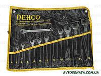 Набор ключей рожково-накидных 12 шт сумка DEHCO DT-12