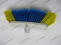 Щетка для мытья машины 20люкс (8 рядов) без ручки