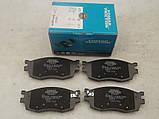 Тормозные колодки передние Hyundai Accent III (MC) i20 (PB, PBT) Kia Rio II (JB) , фото 3